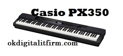 The Best Casio PX350 Reviews Of BK 88-Key Touch Sensitive