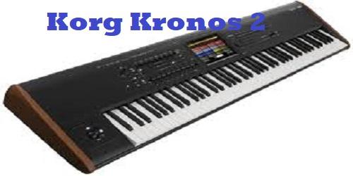 Korg Kronos 2
