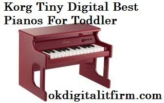 Korg Tiny Digital Best Pianos For Toddler