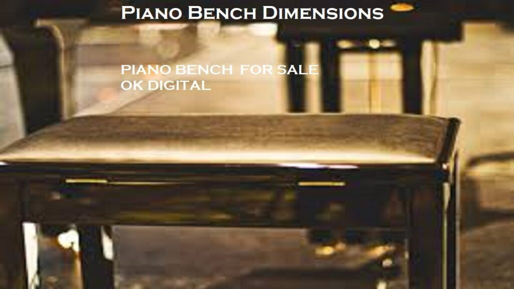 The 17 Best Digital Standard Piano Bench For Sale