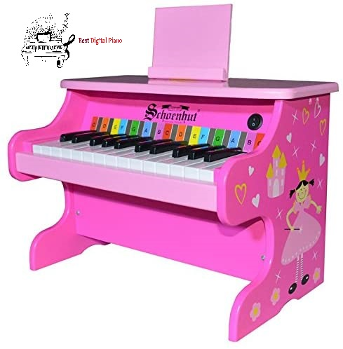 Schoenhut Princess Pianos