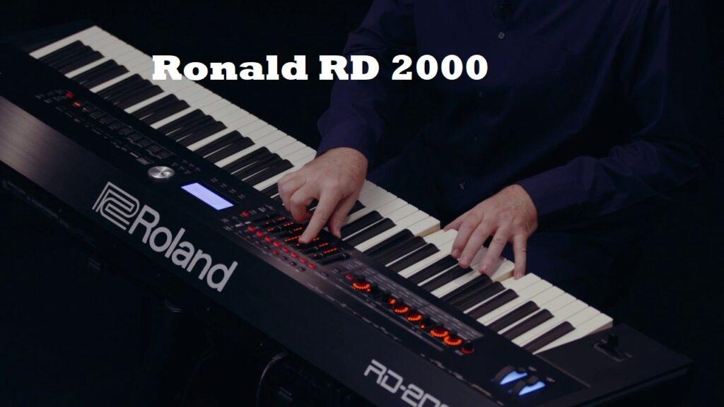 ronald RD2000