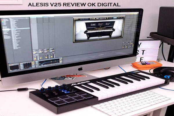 Alesis V25 Review