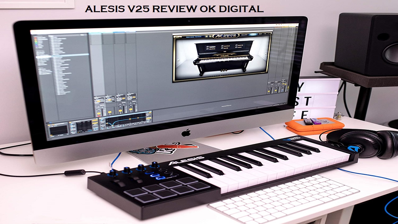 Alesis V25 Review With Pros And Cons – Best Choice In 2020