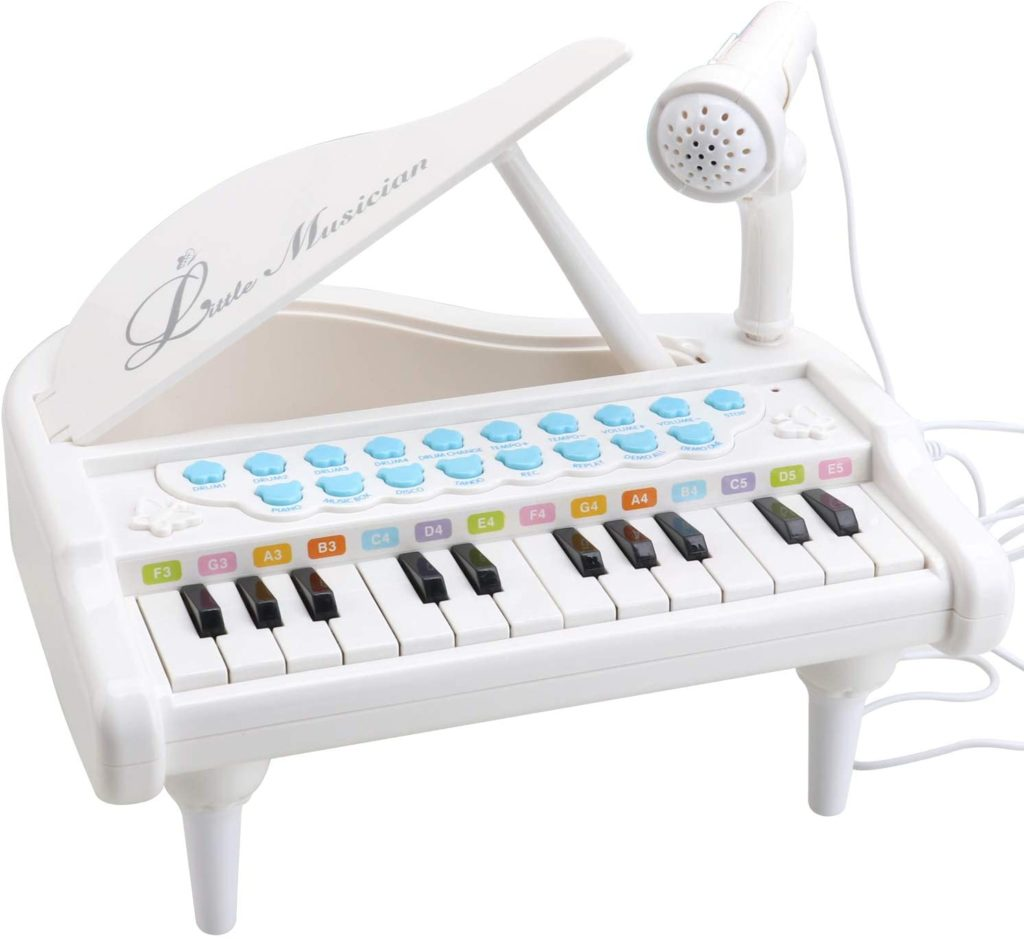 Amy&Benton Toy Mini Piano for Baby and Best Toddler Piano