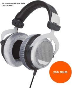 Beyerdynamic DT 880 Edition – Semi-Open Back