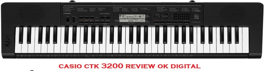 casio ctk 3200 review