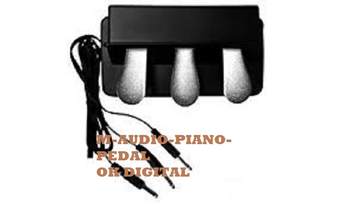 M AUDIO PIANO PEDAL