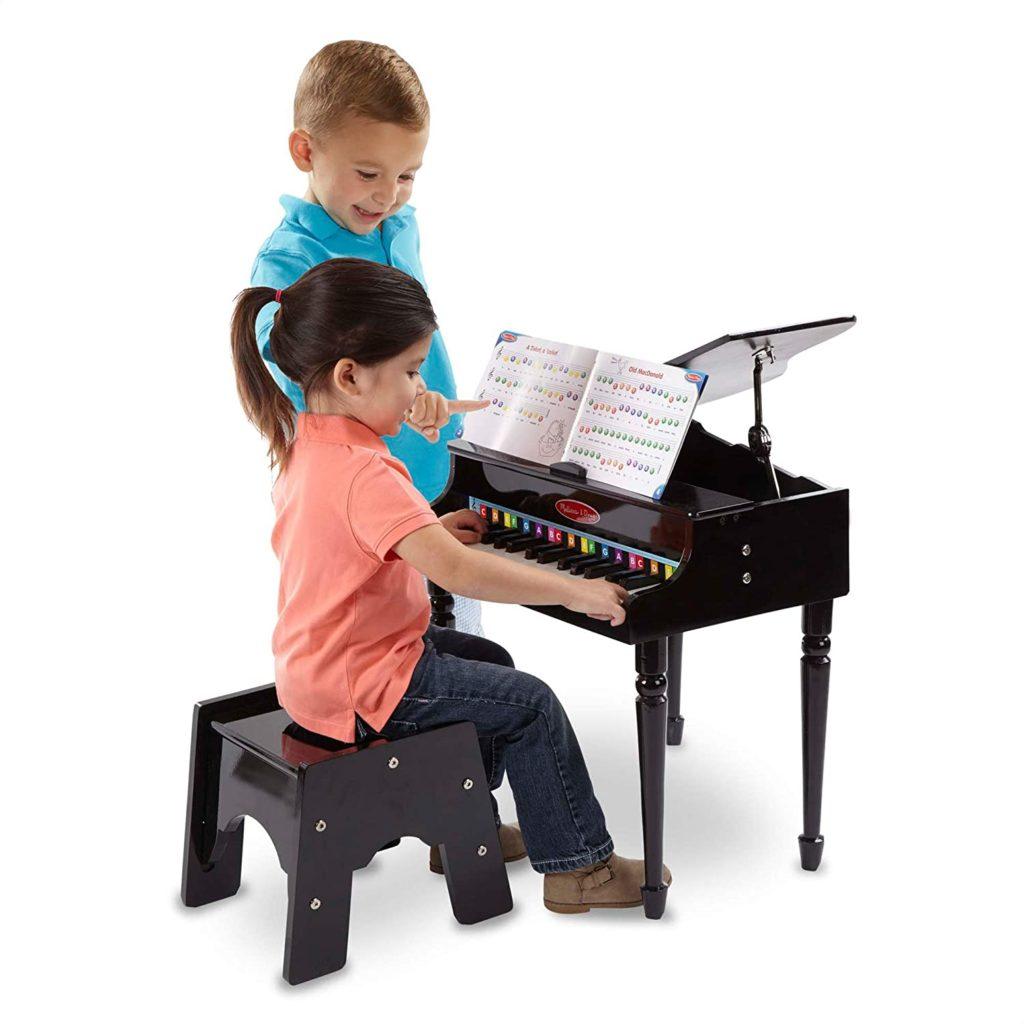 mellissa and doug mini piano