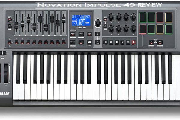Best Novation Impulse 49 Review - USB Midi Controller Keyboard -49 Keys In 2020