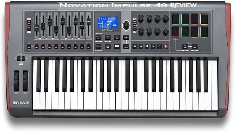 Best Novation Impulse 49 Review - USB Midi Controller Keyboard -49 Keys In 2020