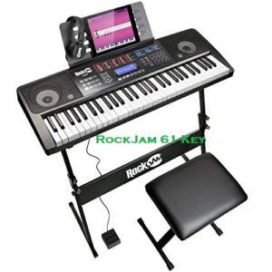 RockJam Keyboard 61-Key Electronic Kids Piano