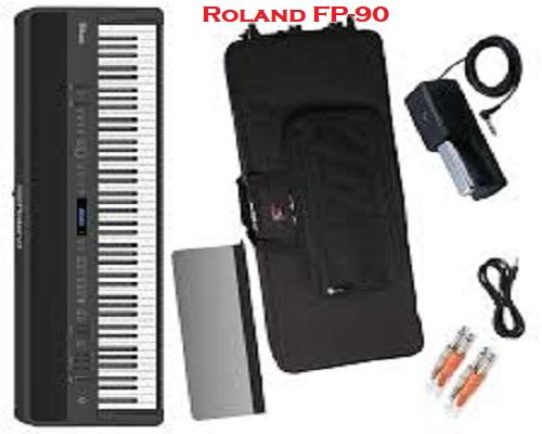 Roland Digital Piano-Roland FP-90