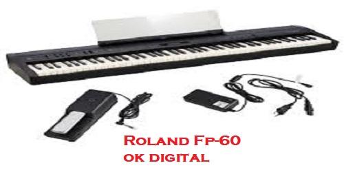 Roland Digital Piano-Roland FP-60