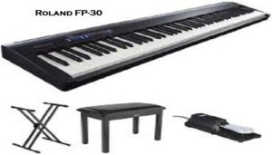 Roland Digital Piano-Roland FP-30