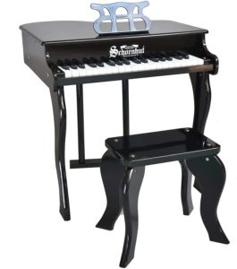 Schoenhut 37 Key Concert Mini Grand Piano