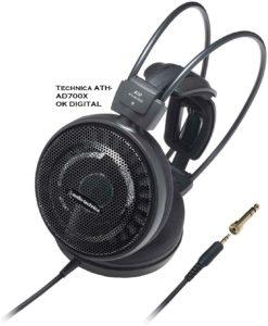 Sound Technica ATH-AD700X