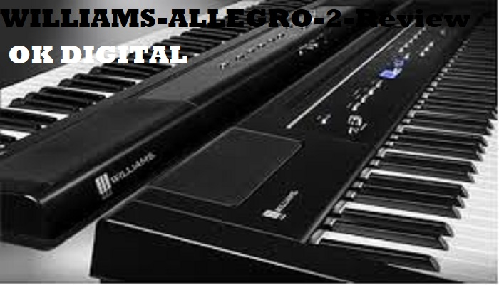 Top Best Williams Allegro 2 Plus Digital Piano Review In 2020
