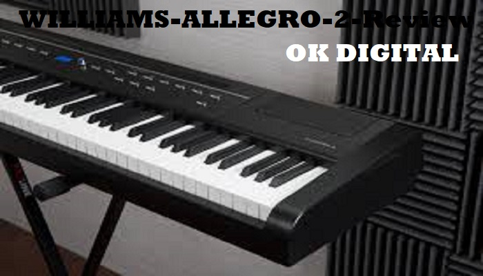 The Best Williams Allegro 2 Reviews Of Digital Piano