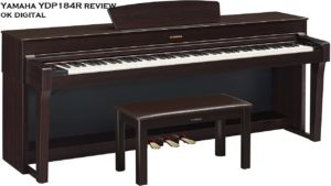 Best YAMAHA YDP 184 Review Of Arius Series Console Digital Piano