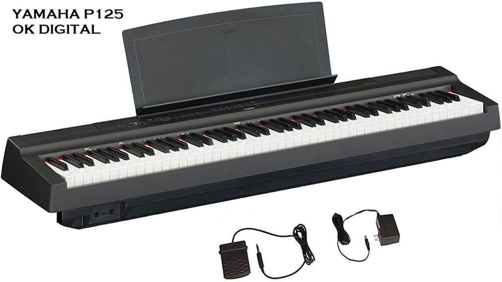 Top Best Roland Fp30 Vs Yamaha P125 Reviews In 2020 - Is It Best For You?