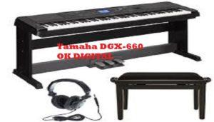 The Best Yamaha DGX650B Digital Piano - Pros & Cons