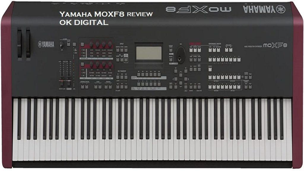 Yamaha MOXF8 Review