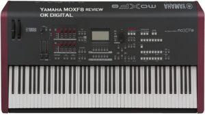 The Best Yamaha MOXF8 Music Production Workstation