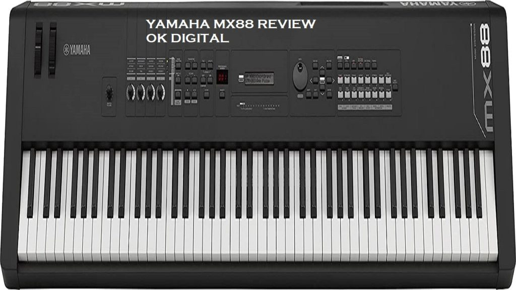 Best Yamaha MX88 Review Of 88-Key Weighted Action Synthesizer
