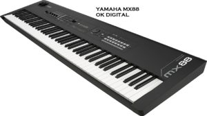 Best Yamaha MX88 Review