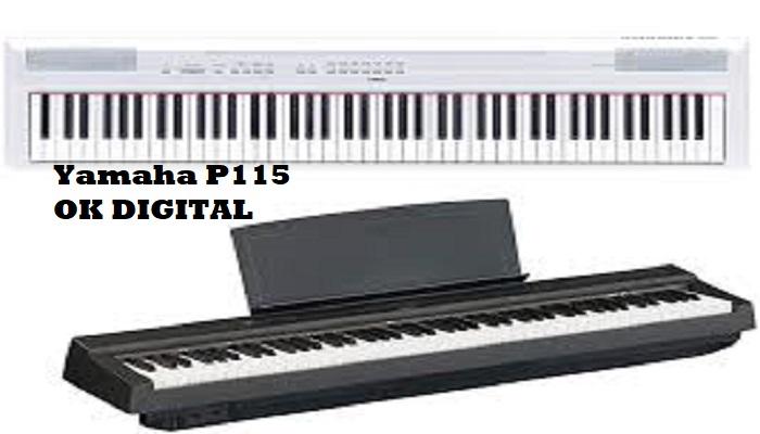 Yamaha 88 Keys-Yamaha P115