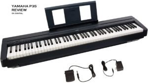 The Best Yamaha Digital Piano P 35 Review 2021