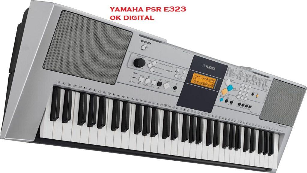 Yamaha PSRE323 61-Key
