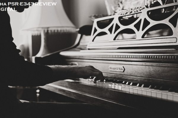Best Yamaha PSR-E343 61-Key Portable Keyboard - Pros & Cons In 2020