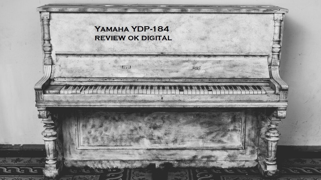 Best YAMAHA YDP 184 Review Of Arius Series Console Digital Piano with Bench