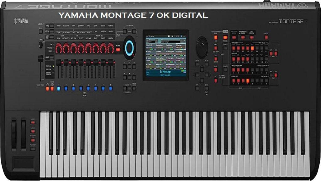 The Best Yamaha Montage 7 76-Key Synthesizer Workstation
