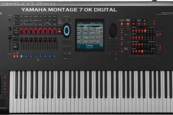 Best Yamaha Montage 7 76-key Synthesizer Workstation In 2020