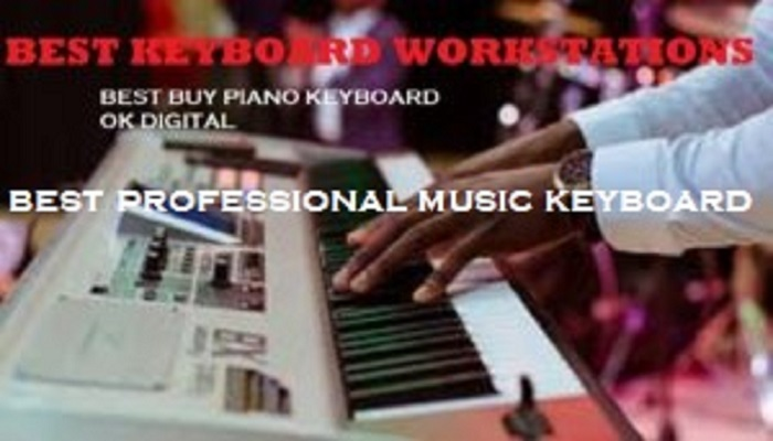 The 7 Best Professional Music Keyboard To Buy – Analysis & Reviews