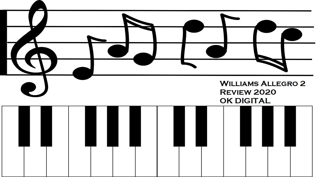The Best Williams Allegro 2 Plus Digital Piano Review