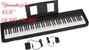 yamaha p71 bundle