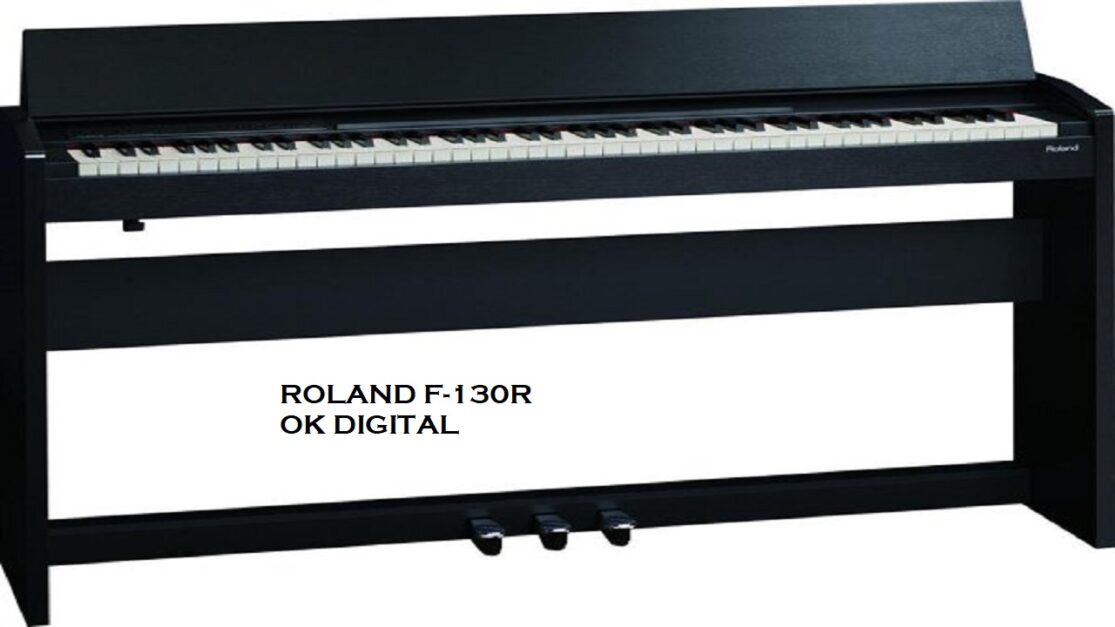 The Best Roland F-130R Of CB Digital Piano Review