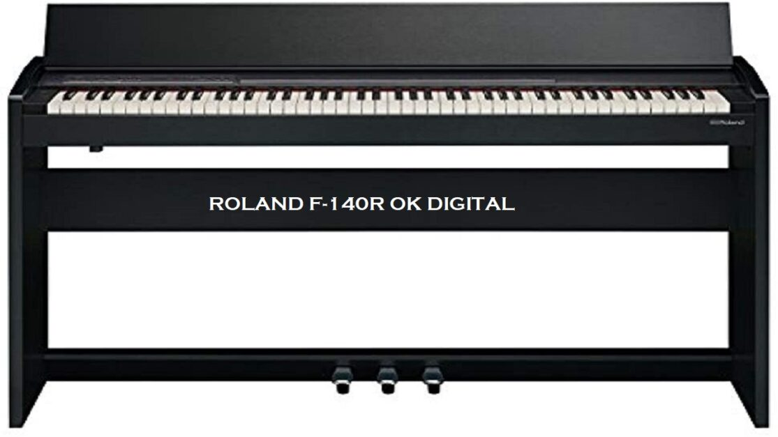 The Best Roland F-140R Compact 88 Console Digital Piano