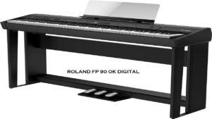 Roland FP-90 Review