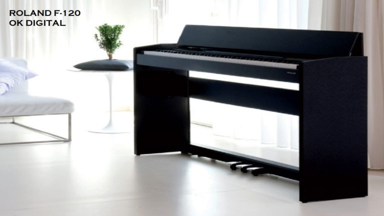 Best Roland F-120 Digital Piano Review-Pros and Cons In 2020