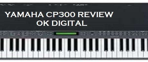 Best Yamaha CP300 Stage Piano with Built-in Stereo Speakers