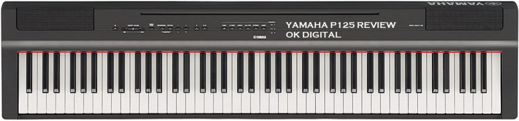 Best Yamaha P45 Vs P125