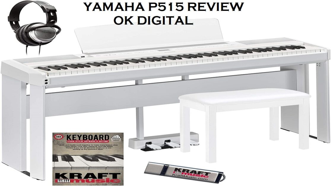Yamaha P515 Review The P-Series Flagship! Expert Choice Pros & Cons In 2020