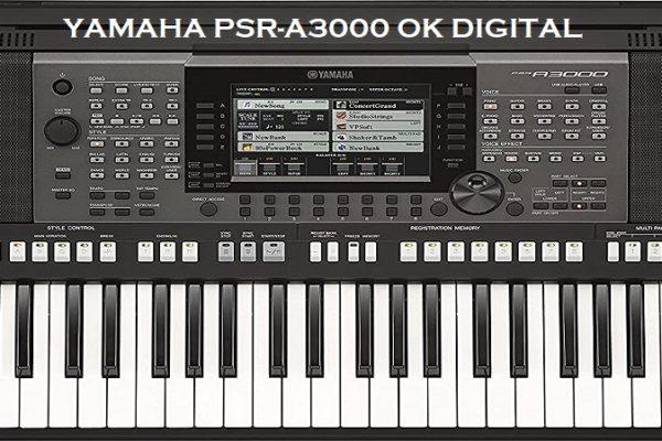 Best Yamaha PSR-A3000 61-Key World Arranger Workstation In 2020