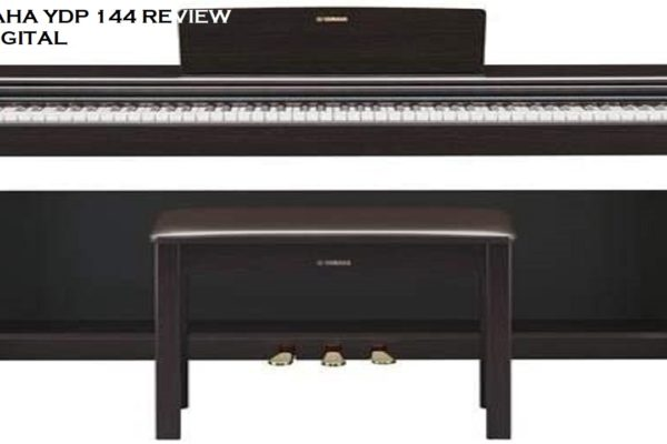 Best Yamaha YDP144B Arius Series Digital Console Piano with Bench