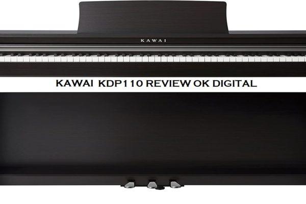 Top Best Kawai KDP110 Digital Home Piano In 2020